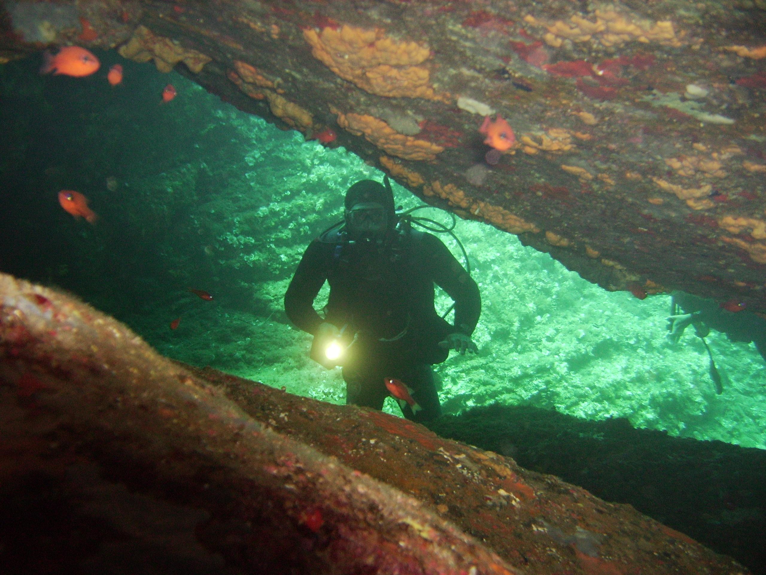 Master Scuba Diver (MSD)