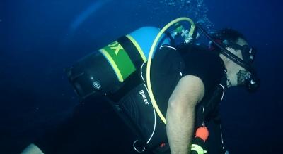 Enriched Air/ NITROX Diver