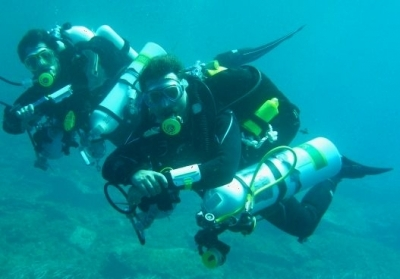 Intermediate Tri Mix Diver (ITM)