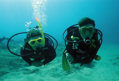 Open Water / Scuba Diver